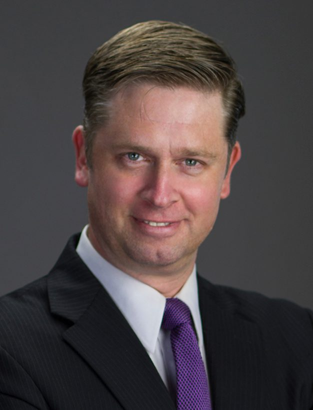 Headshot of Chris Bagley, Attorney at the Law Offices of James Scott Farrin