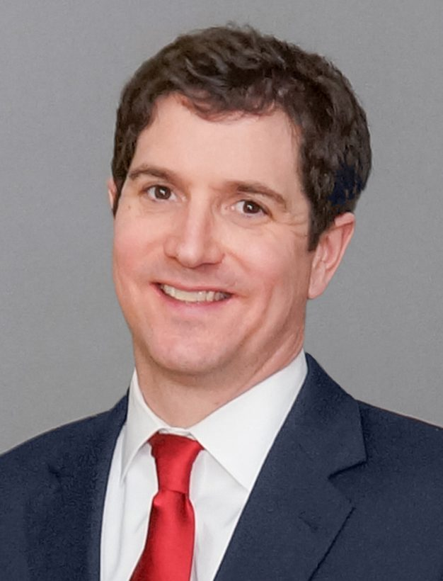 Headshot of Matthew Healey, Attorney at the Law Offices of James Scott Farrin