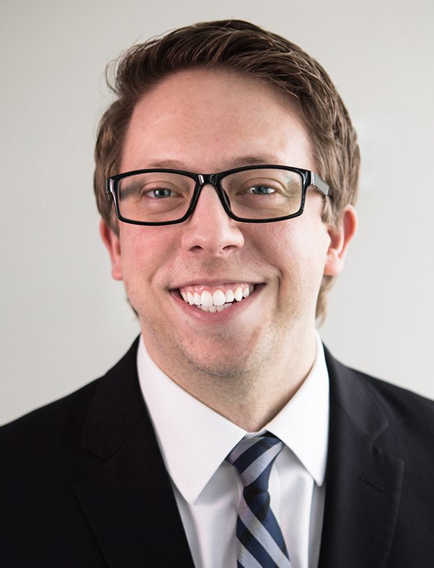 Headshot of Brian Lagesse, Attorney at the Law Offices of James Scott Farrin