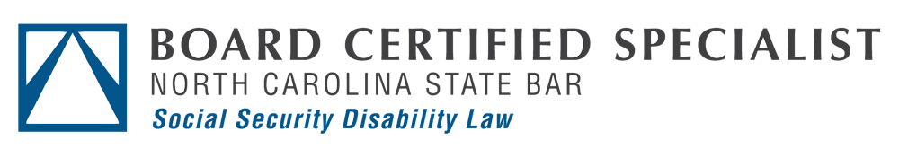 board certified specialist social security disability law