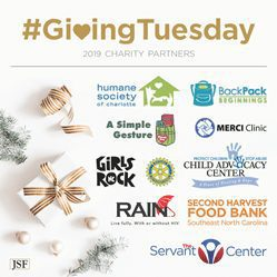 Giving Tuesday infographic