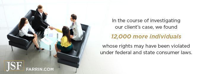 We found 12,000 more individuals whose rights may have been violated under laws