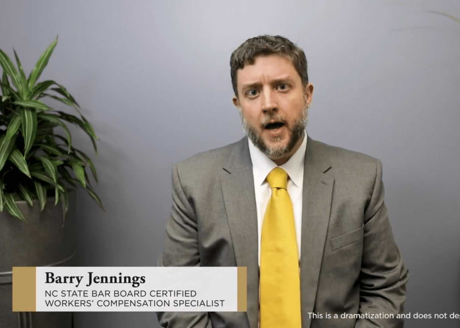 Barry Jennings discusses workers comp attorneys