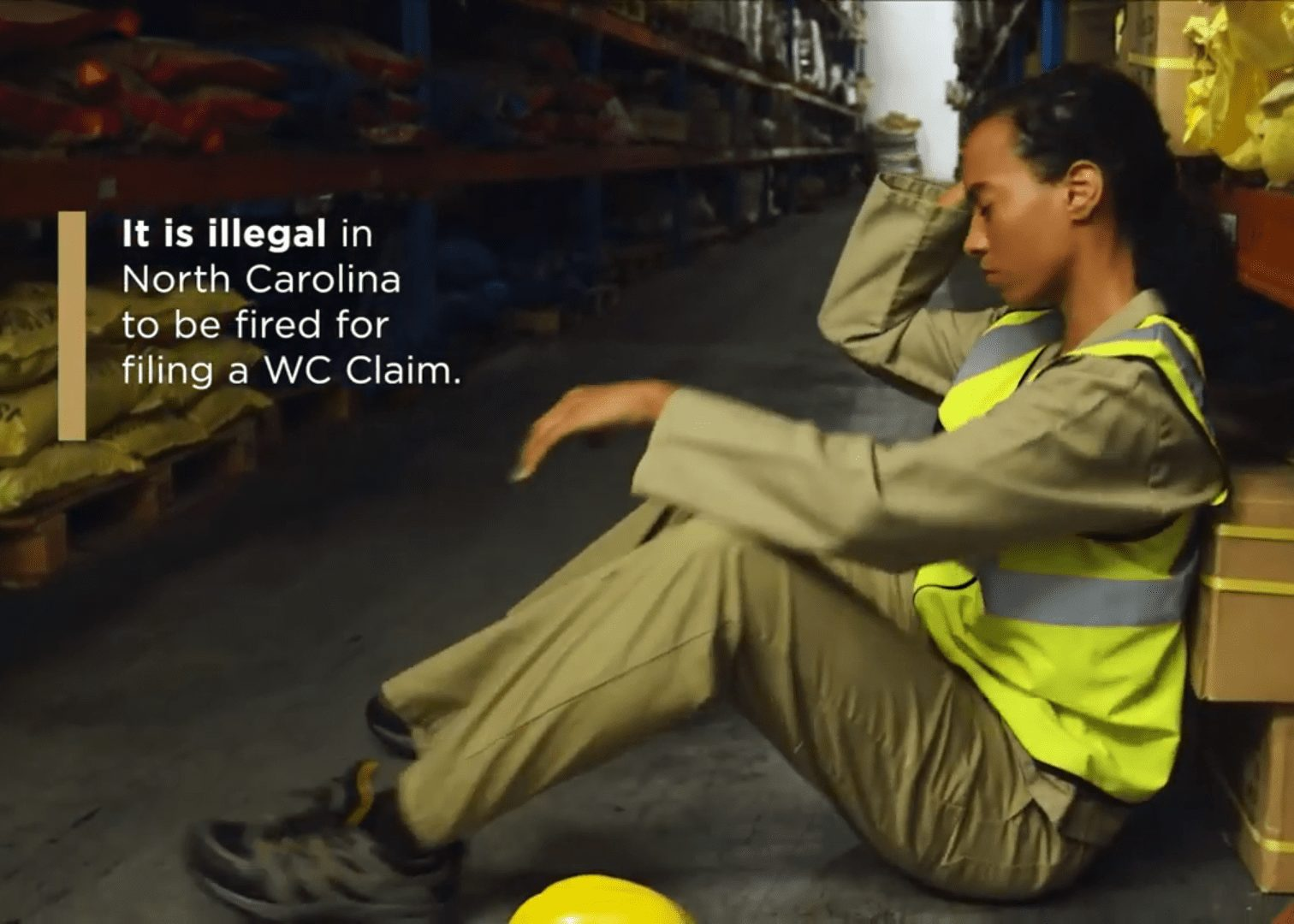It is illegal to be fire after filing a workers compensation claim.