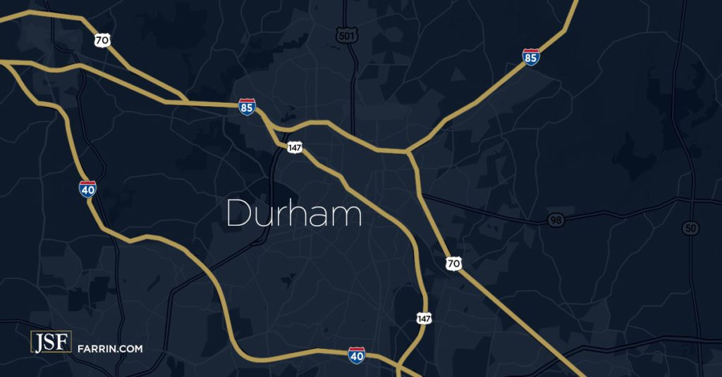 Truck accidents in Durham occur in some of the busiest highways like I-85, I-40, NC 147, and U.S. 70
