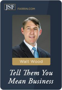 Attorneys Walt Wood are available at the Greenville, SC James Scott Farrin office.