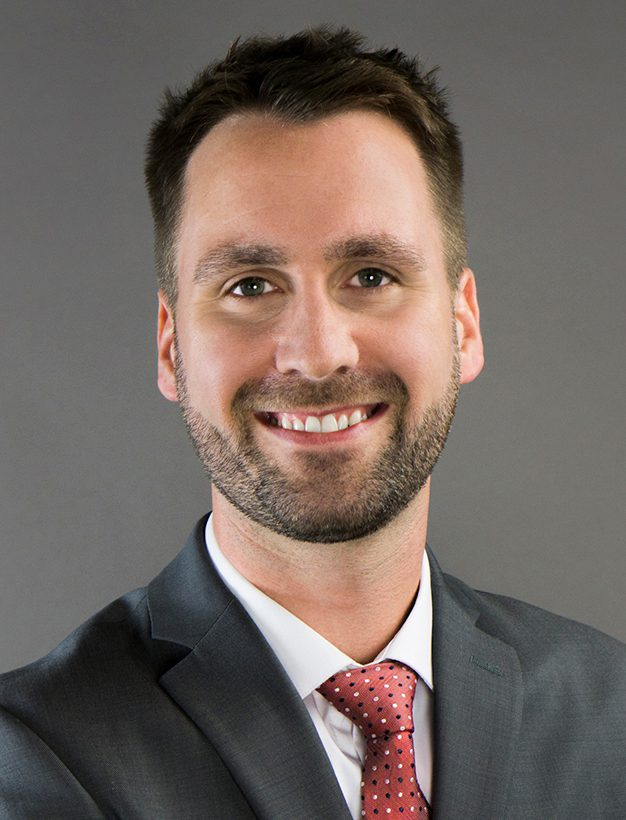 Headshot of Ryan Bliss, Attorney at the Law Offices of James Scott Farrin