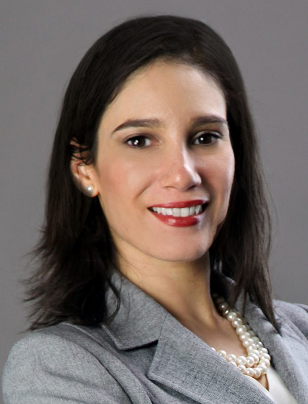 Headshot of Rosa Antunez Boatwright, Attorney at the Law Offices of James Scott Farrin
