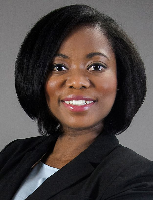 Headshot of Leila Hicks, Attorney at the Law Offices of James Scott Farrin