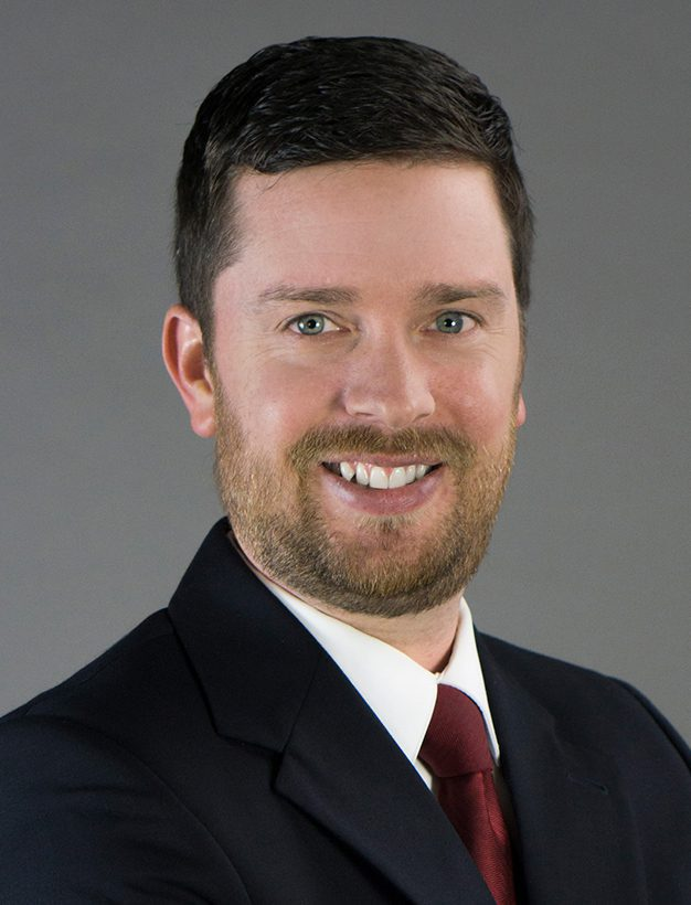 Headshot of Jeremy Maddox, Attorney at the Law Offices of James Scott Farrin