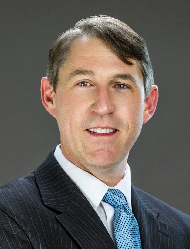 Headshot of Walt Wood, Attorney at the Law Offices of James Scott Farrin